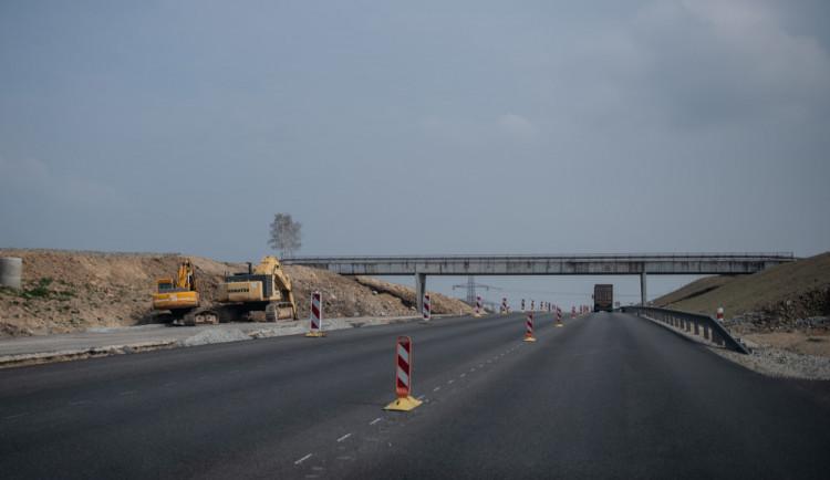 Ředitelství silnic a dálnic dnes zprovozní osm kilometrů D3 z Bošilce do Ševětína