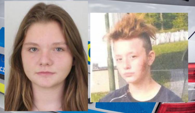 Dvě dívky se nevrátily do Dětského domova v Boršově. Pátrá po nich policie