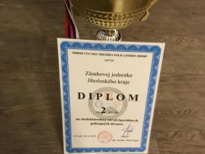 Jihočeská zásahovka přivezla ze Slovenska stříbro