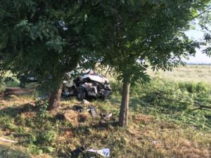 Tragickou nehodu nepřežila mladá spolujezdkyně.