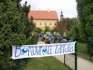 Borůvková zahrada
