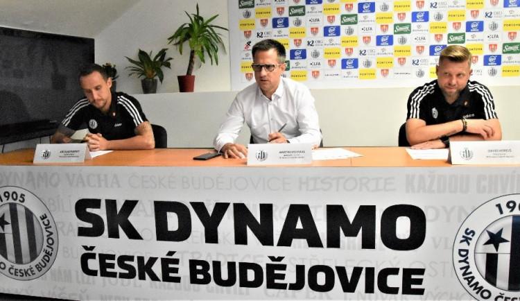 Dynamo vstupuje do ligy. Od hráčů se očekává, že na trávníku nechají srdce
