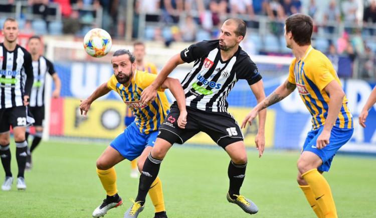 Fotbalisté Dynama při návratu do ligy prohráli doma s Opavou