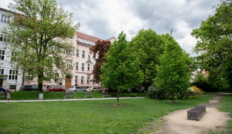 Budějce chtějí obnovit park u Dukelské ulice, stromy zůstanou