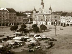 Náměstí Přemysla Otakara II.