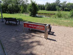 Cyklopumpy se stávají terčem vandalů.