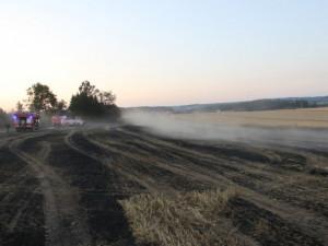 Požár u Kocelovic