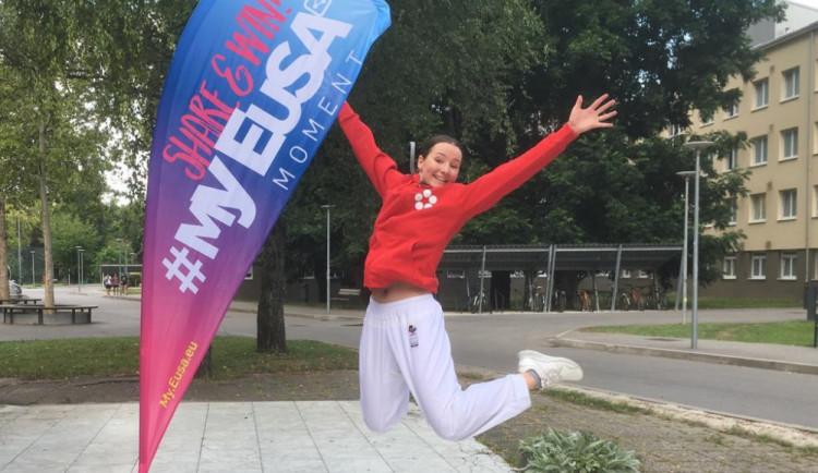 Budějčanda Monika Bürgerová z TJK je akademickou mistryní Evropy