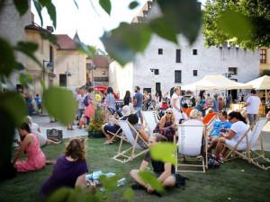 Už tradičně je konec letních prázdnin ve znamení pouličního festivalu Město lidem, lidé městu.