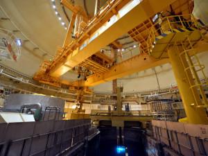 Temelíně nastartovali reaktor druhého bloku