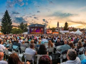 Hudební festival v Krumlově přilákal přes dvacet tisíc diváků