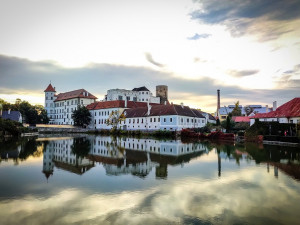 Zámek Jindřichův Hradec