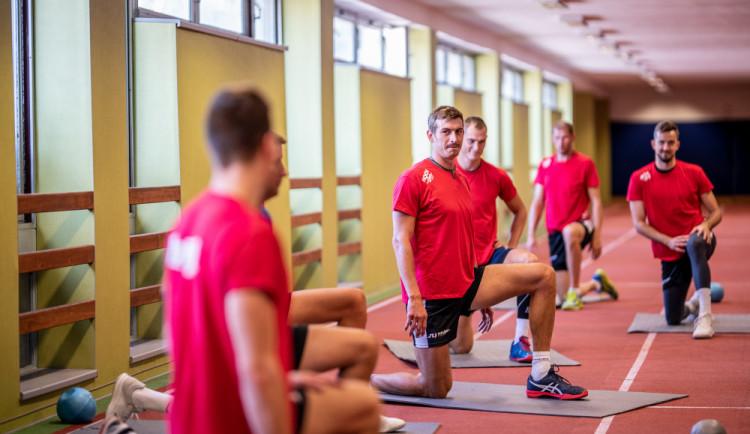 V Lize mistrů jsme trošku skromnější, říká trenér Jihostroje Dvořák