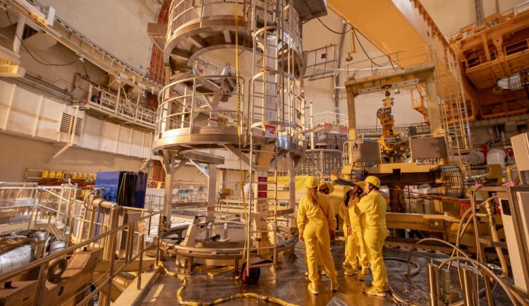 VIDEO: Reaktorový sál Temelínu vypadá jako nedobytná pevnost