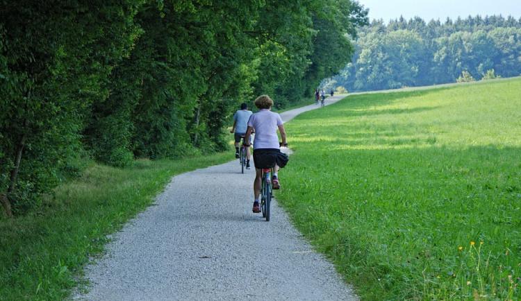 Jihočeský kraj má protnout více než 150 kilometrů dlouhá cyklostezka