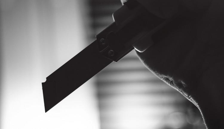 Řidič na Českobudějovicku po hádce zaútočil na druhého muže nožem