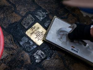 Kameny zmizelých připomenou židovské občany Budějc