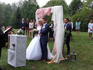 Sedmá, celkově pak 113 svatba proběhla o víkendu u Jaderné elektrárny Temelín