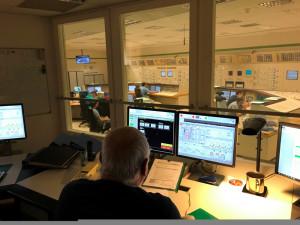 Diky online propojení simulátoru a havarijního střediska probíhalo cvičení v reálném čase