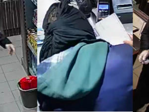 Neznámý muž přepadl benzínku v Písku, ukradl několik tisíc