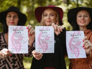 Každá žena chce být zdravá, krásná a spokojená. Co by proto měla udělat? I o tom mluvily pořadatelky akce s názvem Beauty Day Petra Beerová a Klára Klimentová.