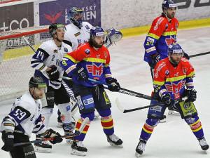 Třinácté kolo Chance ligy zavedlo českobudějovického hokejisty do dalekého Havířova