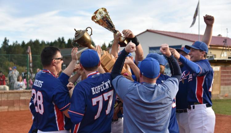 Softbalisté Ledenic získali mistrovský titul. Soustředili jsme se hlavně na sebe, říká trenér Korčák
