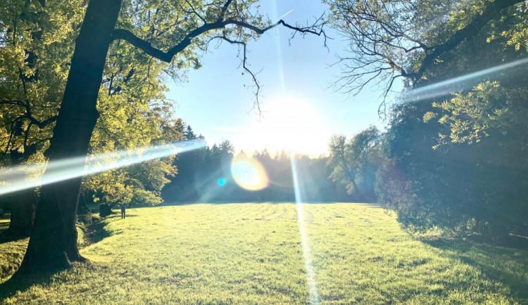 V jižních Čechách překonala teplota 14 rekordů