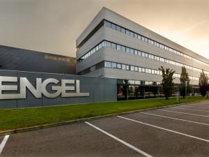 Budova závodu ENGEL v Kaplici.