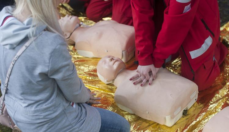 Na Lannovce zítra proběhne akce Den restartu srdce – kdokoliv na světě může zachránit život
