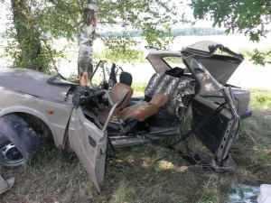 Nehoda, při které zemřel senior. Příčinou byla zdravotní indispozice