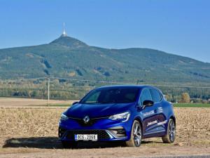 Kompaktní i svižné. Pátá generace Renaultu Clio osloví i sportovně naladěné zájemce.