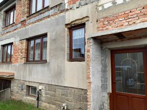 Dům kde došlo k vraždě