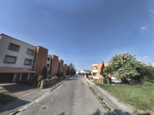 Rybářská ulice v Nemanicích.