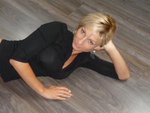 Veronika Koubová, 26 let. V Budějcích se narodila, studovala a nyní i pracuje. Profil pod nickem Veronika Koubová