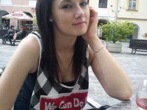 Cristina Gelsominová,18 let. V Budějcích studuje. Profil pod nicke Cristina Gelsominovám