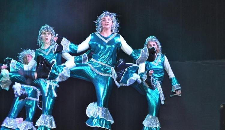 Danceshow Dancing Queens - ABBA - new generation