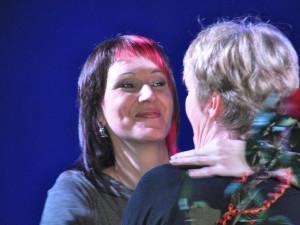 Danceshow Dancing Queens - Dana Svobodová mladší a Dana Svobodová st..