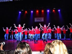 Danceshow Dancing Queens - speciální choreografie - Děti ráje.