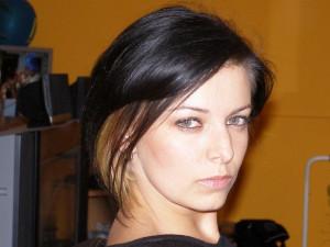 Marie Prošková, 27 let. Žije v Budějcích celý život a momentálně si užívá mateřkou dovolenou. Profil má pod nickem: Marie Prošková