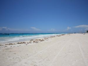 oblast Quintana Roo - Tulumské pláže