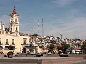 Toluca - náměstí