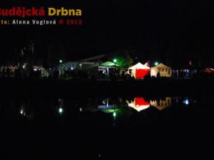 Sokolský ostrov večer
