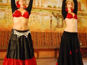 Arabské flamenco v podání Leily a Maysy