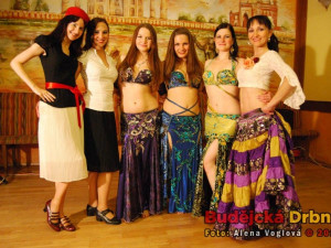 Taneční skupina Aiwa!