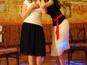 Vtipná choreografie - Special girlfriends