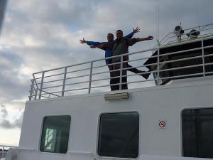 Epizoda 2 - Preikestolen: My ala DiCaprio při plavbě do Tau