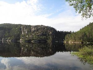Epizoda 2 - Preikestolen: Jezero