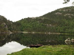 Epizoda 3 - Kjerag: Ráno u jezera