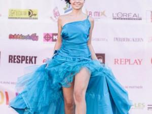 Finálový večer soutěže Maturantka Roku 2012